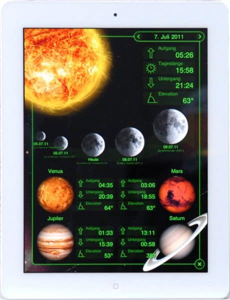 Bild iPad