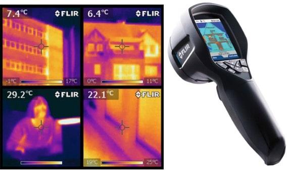 Bild Wärmebildkamera