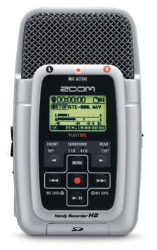 Bild Zoom H2 Handy Recorder