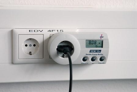 Bild Strommessgerät