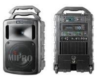 MIPRO Mobiler Lautsprecher (Nr. 9 in WN mit Bluetooth)