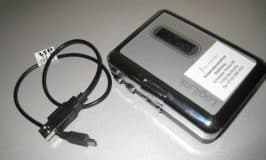 Kassettendigitalisierer Logilink UA0156 Nr. 1237