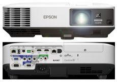 **NEU**  Beamer Epson EB2265U   Verleihnummer: 85 60001-51